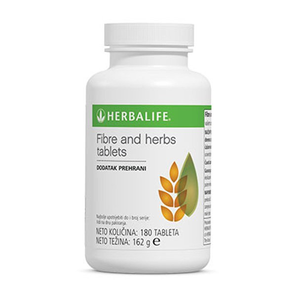 Fiber and Herb Tablets